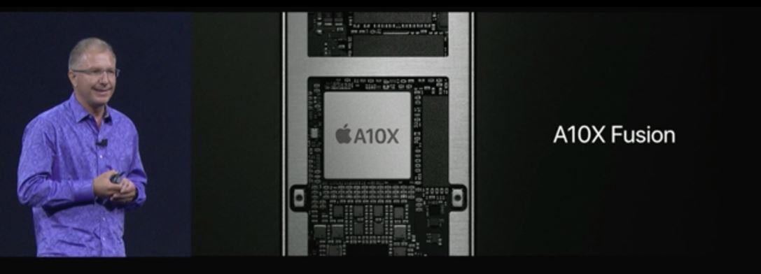 新型 iPad pro CPU
