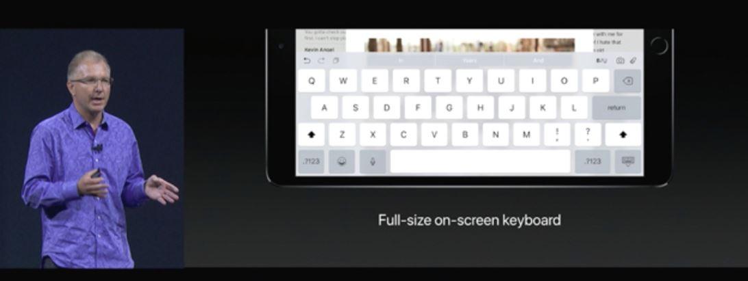 新型 iPad pro キーボード