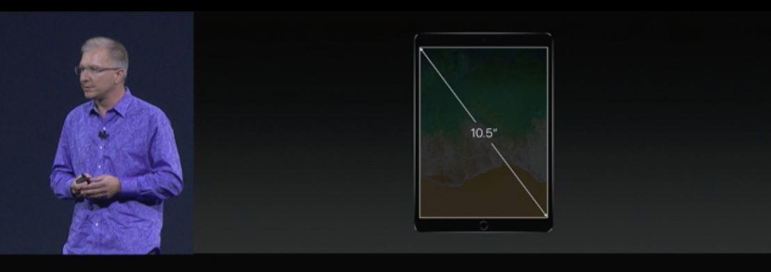 新型 iPad pro