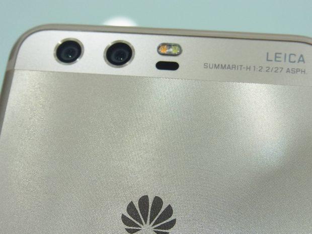 HUAWE P10カメラ