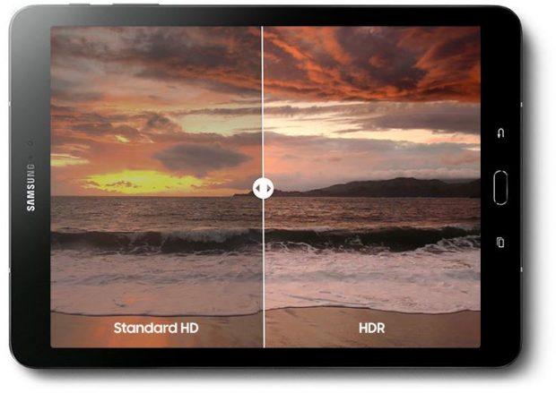 Galaxy Tab S3液晶