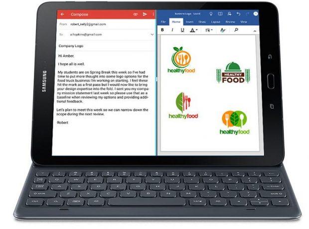 Galaxy Tab S3キーボード