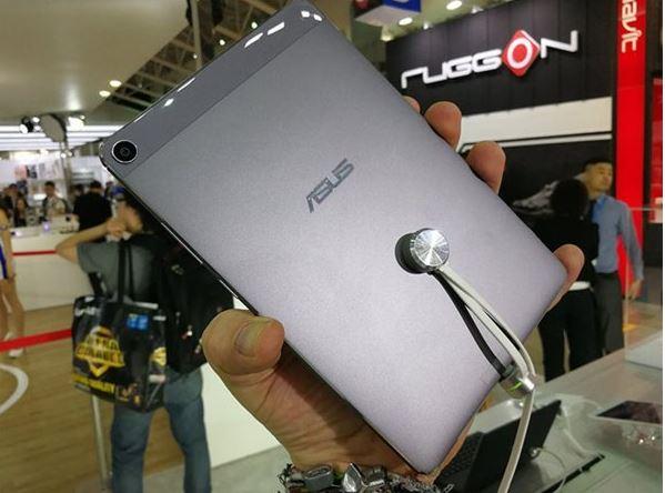 ASUS ZenPad 3S 8.0 外観
