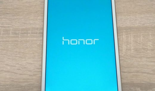 Honor Pad2 起動画面
