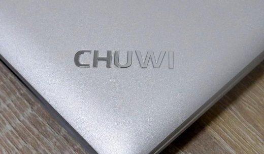 Chuwi Lapbook ロゴ