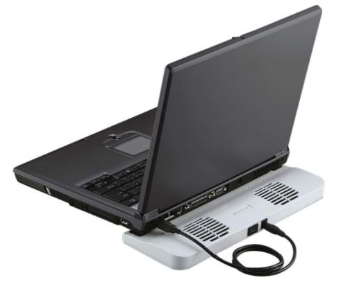 ELECOM ノートパソコン用冷却台