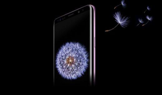 Galaxy S9 desighn