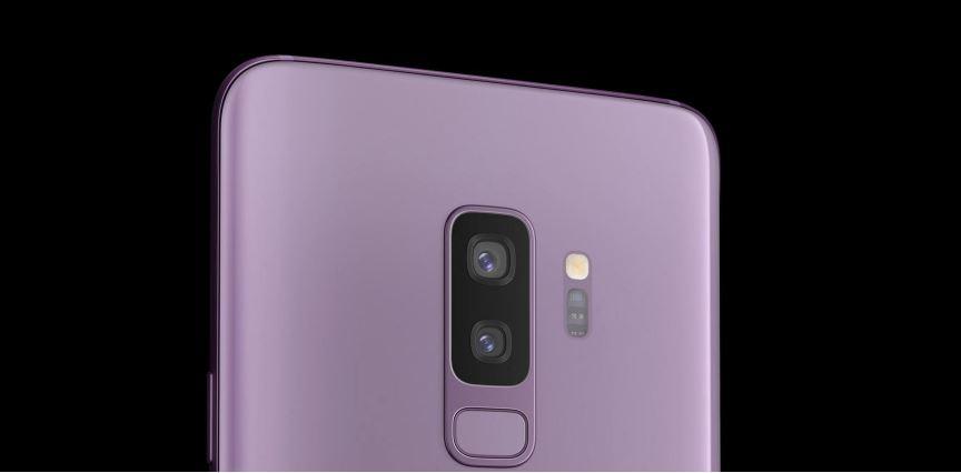 Galaxy S9 haimencamera
