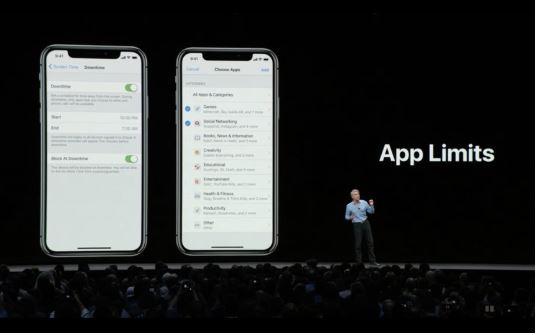 app limits