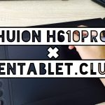 HUION H610 Pro review