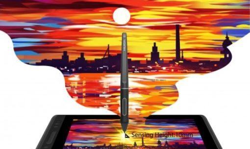 HUION KAMVAS Pro13 pen