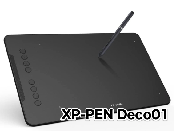 XP-Pen Deco01