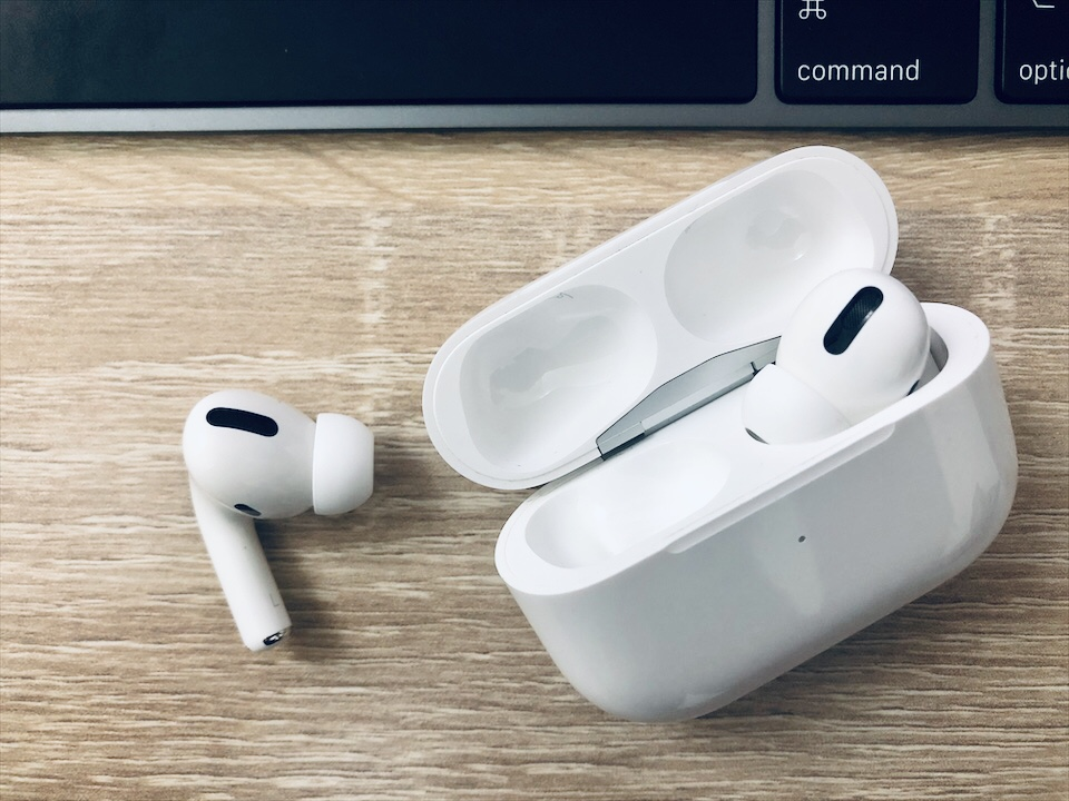 AirPods Pro ノイズ