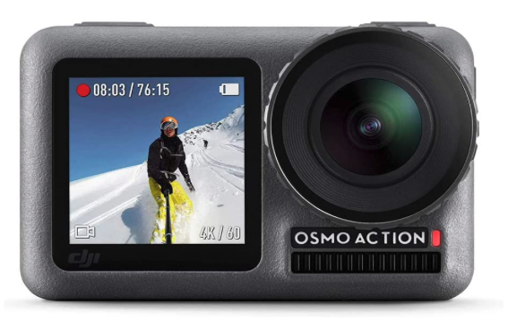 DJI OSMO Action Cam