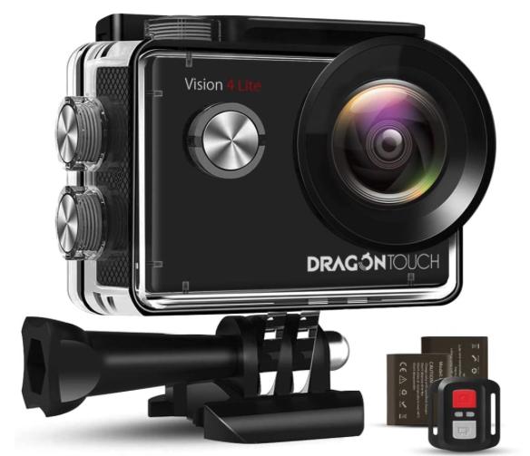 Dragon touch アクションカメラ